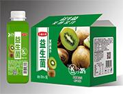 五福小镇益生菌发酵果汁猕猴桃味