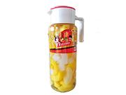 蒙康复合型水果罐头