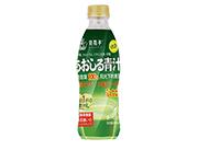 贝花子大麦若叶青汁牛奶瓶装