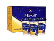 阿�_姆原味奶茶�Y盒�b