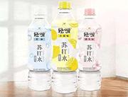 �p波原味、桃花味、��檬味�K打水