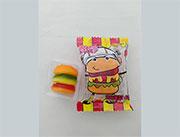 果凝多超彩�h堡糖10克