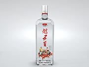 魁五首浓香型白酒42度瓶装500ml