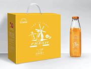 亿益滋发酵橙汁1Lx6支