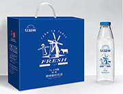 亿益滋原味酸奶饮品1Lx6支
