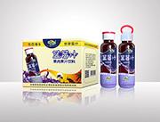 傣乡果园蓝莓汁果肉果汁饮料