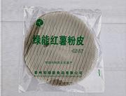 绿能养生红薯粉皮大片