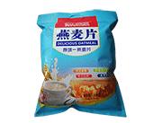 得力豆本原味燕麦片1008g