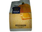 原切吐司南瓜味切片面包