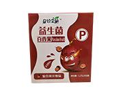 奇珍果葩益生菌百香果复合果汁饮品