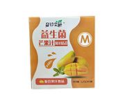 奇珍果葩益生菌芒果汁复合果汁饮品