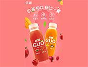 依能GUO果汁�料