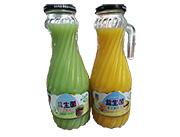 益生菌复合果π果汁