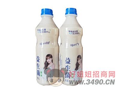 帅盾益生菌乳酸菌饮品原味1L