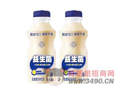 益生菌乳酸菌风味饮品340ml
