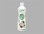 全球优果鲜榨椰子汁植物蛋白饮料