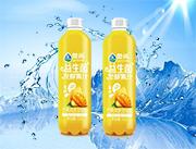 奥尚芒果风味益生菌发酵复合果汁饮料1.5L