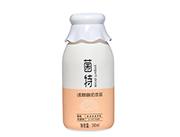 菌特发酵酸奶饮品黄桃燕麦340ml