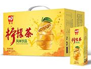 ��檬茶�L味�品250ml