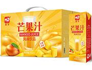芒果汁风味饮品250ml