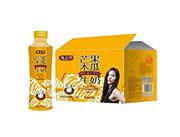 海之吟芒果木瓜牛奶乳味饮料500mlX15瓶