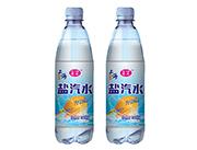 煜冉上海盐汽水柠檬味400ml