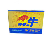 鲜品果园天天斗牛600ml(15瓶)