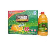 吉祥果粒橙2.5L