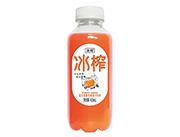 冰榨益生菌复合果蔬汁饮料410ml