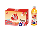 好梦苹水相逢红苹果风味饮品550mlX15瓶