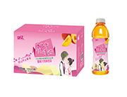 好梦桃言蜜语蜜桃汁风味饮品550mlX15瓶