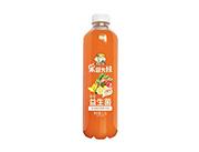 果园大叔益生菌复合果蔬汁饮料1.1L