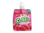 桂钦CC乐园蜜桃味可吸果冻