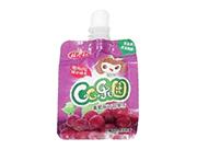 桂钦CC乐园葡萄味可吸果冻