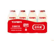 益乐威72小时发酵乳酸菌饮品100mlX4瓶