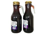 汇之果蓝莓汁饮料1.5L