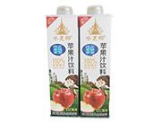 水芝椰苹果汁饮料1L