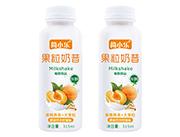 简小乐黄桃燕麦大果粒奶昔酸奶饮品315ml