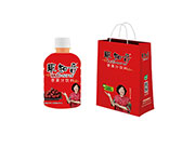 枣知音枣果汁饮料350ml礼盒装