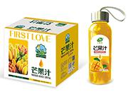 华宝圣园芒果汁饮料420ml×12瓶