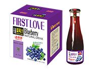 华宝圣园喜事多头道蓝莓汁1.5L×6瓶