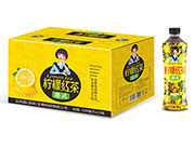 华宝圣园港式柠檬红茶500ml×15瓶