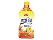 喜太郎冰红茶果味饮料1L