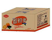 喜太郎蜜橙多果味饮料箱装1L×12瓶