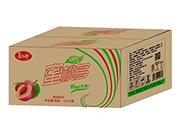 喜太郎蜜桃多果味饮料1L×12瓶