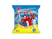 心一众香酥虾条味干吃面56g