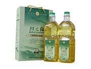 纯山茶油-1.6升×2礼盒简装