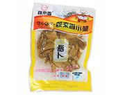 筷来香五香萝卜100g