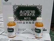 刺裸裸金刺梨原汁135mlX25瓶