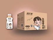纯乐康乳酸菌饮品原味340gX12瓶